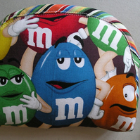 Little zipped purse M&Ms