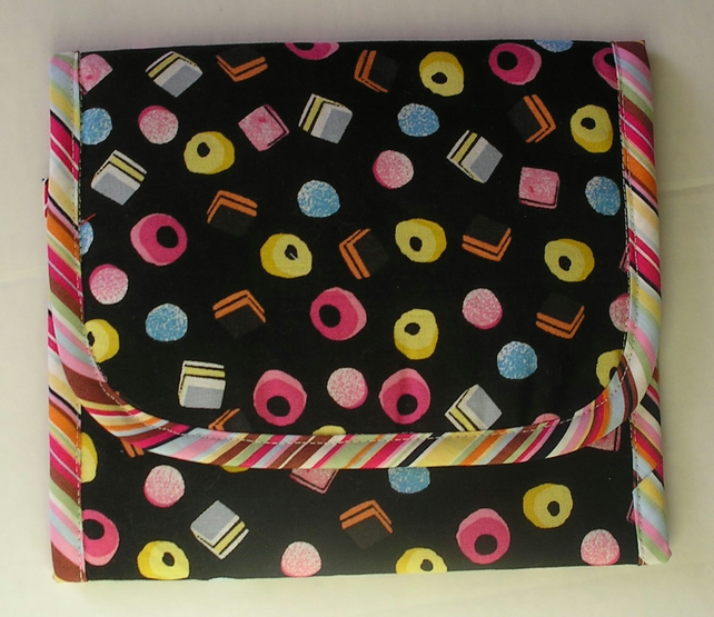Folding bag with pockets Allsorts