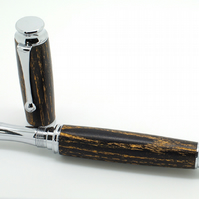 Omega Rollerball dressed in black & gold