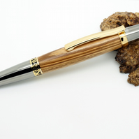 Executive Sierra Pen in Zebrano
