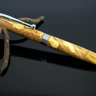 Streamline pen in spalted Lilac