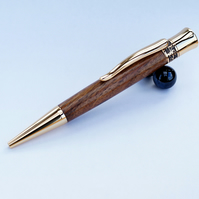 Epsilon top twist pen in English Walnut