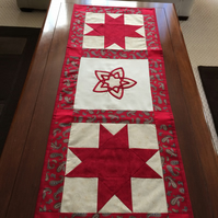 Celtic Applique & Patchwork Table Runner