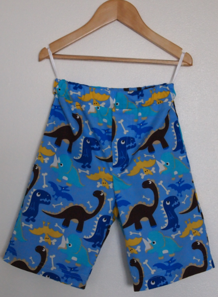 Dinosaur Longer Length Shorts