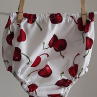 Ripe Cherries Bloomers for Babies and Toddlers