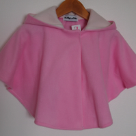 Babies Powder Pink Soft Cape