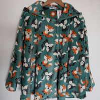 'For Grown Ups' Foxy Fox Super Soft Cape