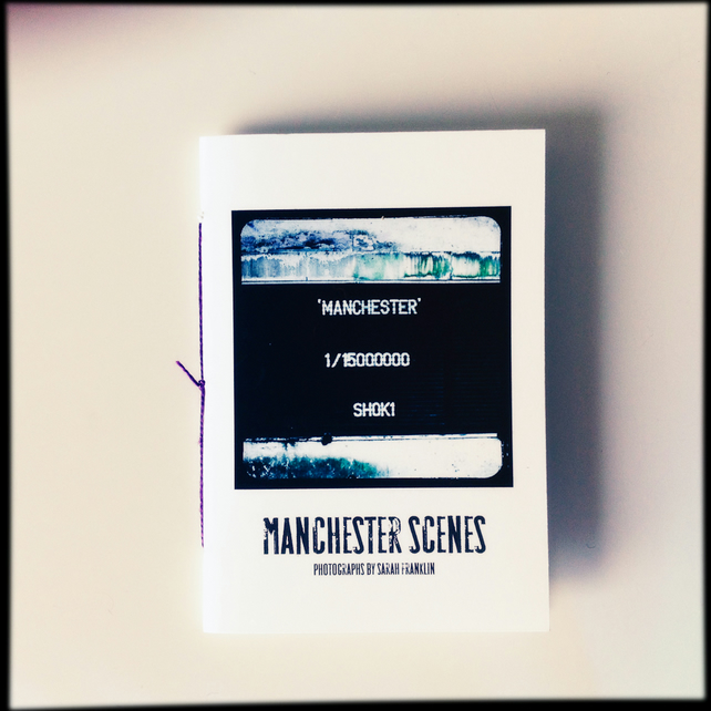 Manchester Scenes - Mini Photo Zine
