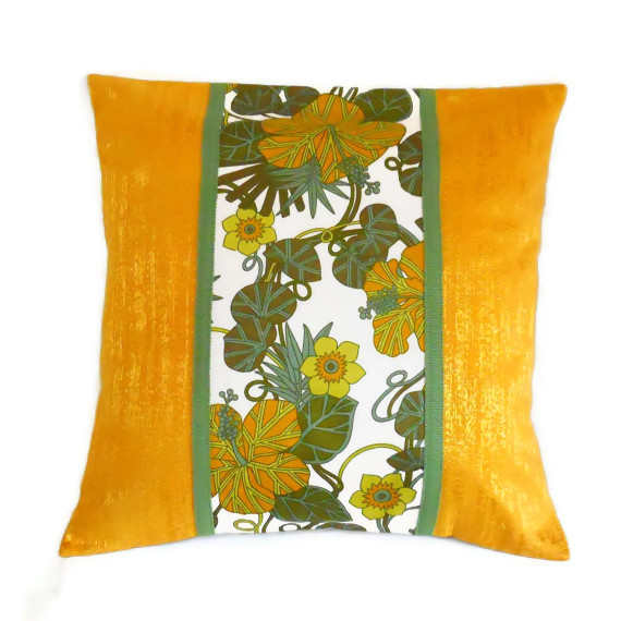 Vintage Retro Fabric Cushion cover SALE!