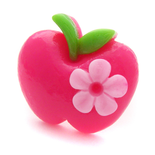 Pink Apple Ring