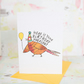 Birthday Pheasant - A6 Greeting Card - Birthday - Pun card - Funny Birthday Card
