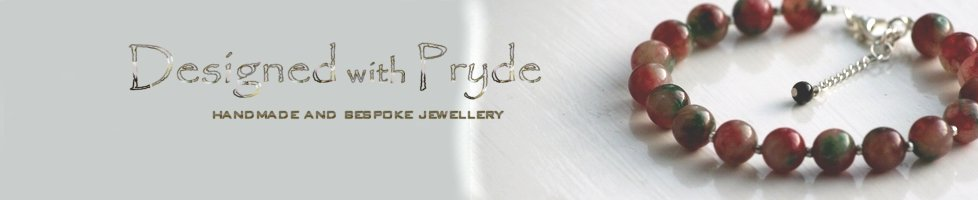 Designed with Pryde - handmade