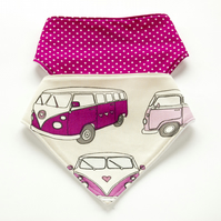 Dribble Bibs - Campervan