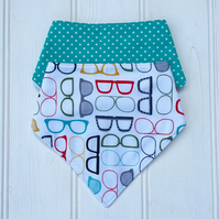 Dribble Bibs - Glasses
