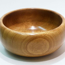 "Sapele Bowl No.B014 -- 6.5"" 165mm"
