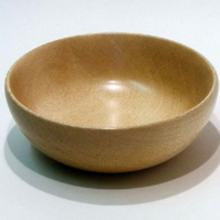 Small Sycamore Bowl 120mm wide (B016)