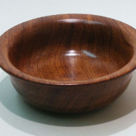 "Bubinga Bowl 147mm (5.75"") (B017)"
