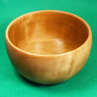 Cherry Bowl - Flat bottomed - 132mm wide (B032)