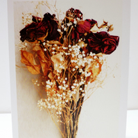 Greeting Card- Roses