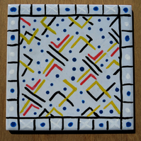 Bloomsbury Inspired Design- Tile 5 (Dining)
