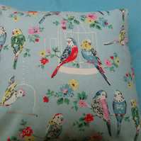 Cushion,pillow cover,decorative cover,quilt in cath kidston big budgie    fabric