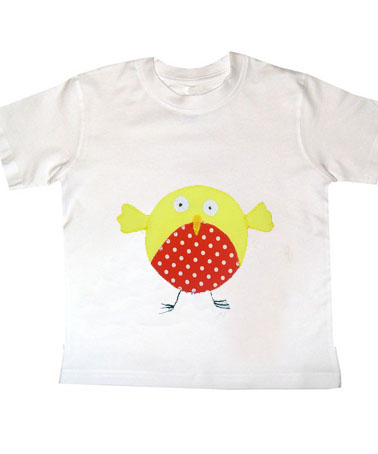 Boys Easter Bird T-Shirt