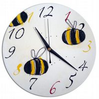 Bumble Bee Clock