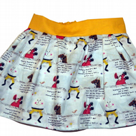 Girls Humpty Dumpty Skirt
