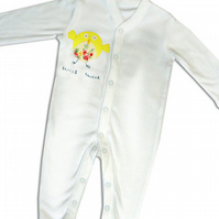 Bird Sleepsuit