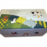 Nursery Rhyme Toy Box - Large