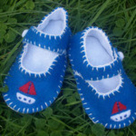 Babies Boat Shoes
