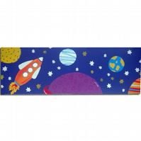 Outer Space Art Canvas