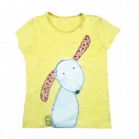 Girl's Rabbit T-Shirt