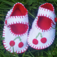 Cherry Shoes