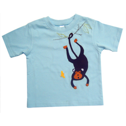 Boys Monkey T-shirt