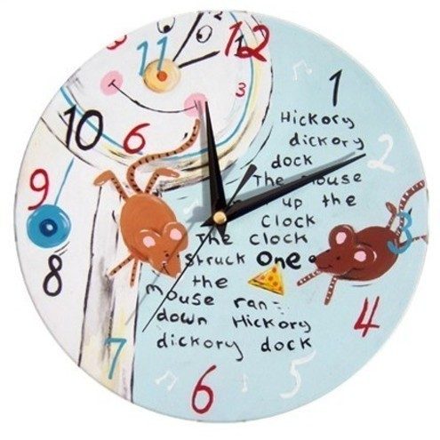 Hickory Dickory Dock Clock