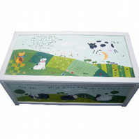 Nursery Rhyme Toy Box