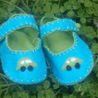 Babies Car Shoes