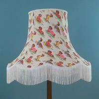 SALE Standard traditional lampshade in dachshunds