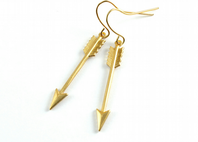 Brass Arrows