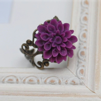 Chrysanthemum ring...