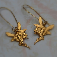 Whimsical Fairy Earrings