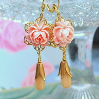 Sunday Rose Earrings
