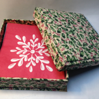 Christmas Napkin Box