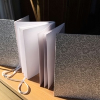 Wedding journal with pockets