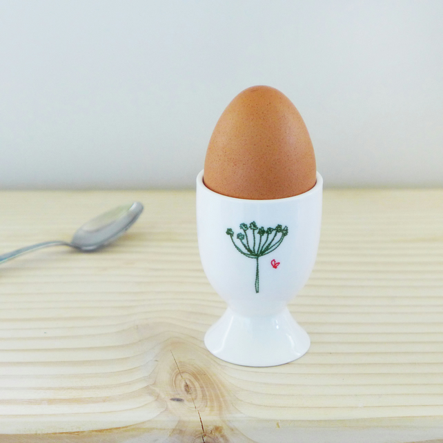 EGG CUP - countryside