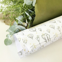 GIFT WRAP - pack of 2 buds