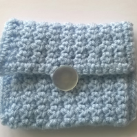 Small Crochet Purse