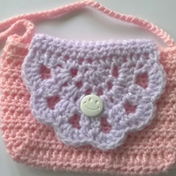 Crochet Child's Purse
