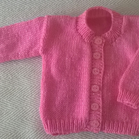 Little Girls Sparkle Cardigan